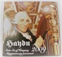Forgalmi sor 2009 Haydn + Ag emlékveret