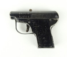 0X812 Régi osztrák Rowning pisztoly cigarettatartó