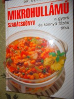 Dr Oetker: Mikrohullámú szakácskönyv