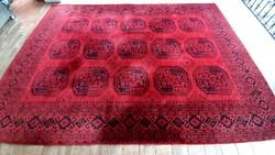 Gyönyörű gyapjú perzsa szőnyeg 250x345-cm