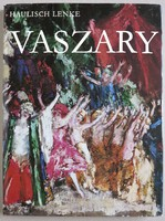 Vaszary János monográfiája (könyv)