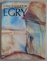 Egry József monográfiája (könyv)