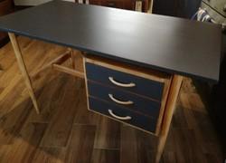 Íróasztal, retro / vintage