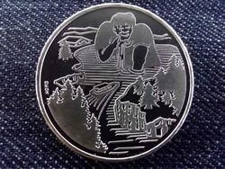 Svájc Géant Gargantua .835 ezüst 20 Frank 1996 B PP / id 10678/