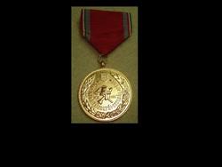 XX éves önkéntes tűzoltó kitüntetés