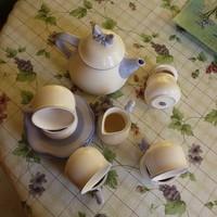 Boszorkánykonyha, 6 személyes teás készlet