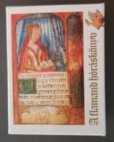 Minikönyv - A flamand hóráskönyv