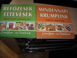 Erdélyi konyha - Tündérkert sorozat 2 darabja