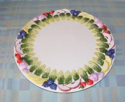 Olasz dombormintás tortatál