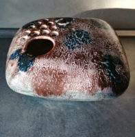 Retro kerámia ikebana váza