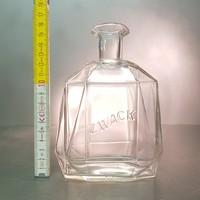 """""""Zwack"""" közepes likőrösüveg (841)"""