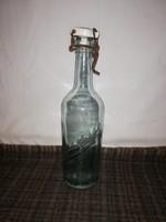 Antik Destilata Cristal csatos üveg