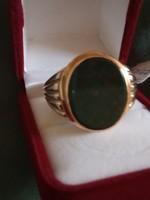 Arany férfi pecsétgyűrű