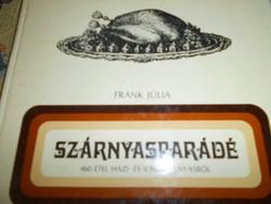 Frank Júlia: Szárnyasparádé