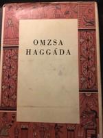 Omzsá Haggáda / reprint 1987