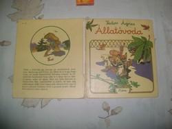Fedor Ágnes: Állatóvoda - 1979 - retro mesekönyv