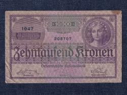 Ausztria 10000 Korona 1924 / id 10490/
