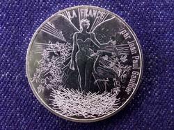 Franciaország A Békés bábu .333 ezüst 10 Euro szett 2017 BU / id 10848/