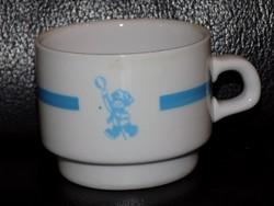 Retro utasellátó kávés csésze