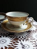 Kávés, teás, tésztás  antik készlet