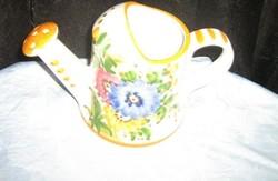Porcelán öntözőkanna