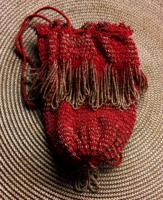 Gyöngyös szecesszió korabeli táska