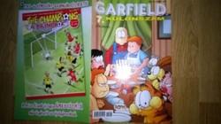 Garfield 7. különszám - képregény