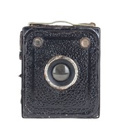 0Y043 Régi DUPLAR box fényképezőgép