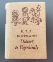 Minikönyv - E.T.A. Hoffmann: Diótörő és Egérkirály