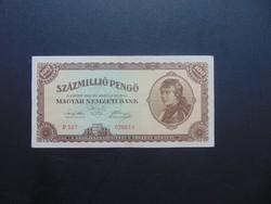 100 millió pengő 1946 P 167
