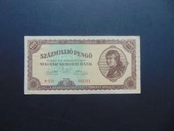 100 millió pengő 1946 P 058