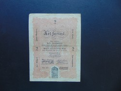 2 forint 1848 Kossuth bankó II. !