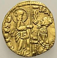 Velencei Arany Dukát 1423-1457 Ducato (zecchino)