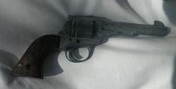 Corporal régi játék pisztoly (hiányos )