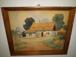 NEOGRÁDY ANTAL: eredeti festménye 914-ből