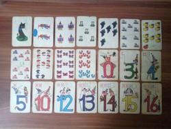 Retró játékkártya