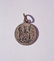 Poszeidón antik medál