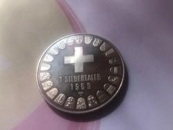 Tallér UV ezüst 28 gramm Zurich 0,835