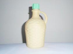 Erdei Termék retro műanyag üdítős üveg palack - ETV ET-ÜD Erdei Termék Vállalat - 1970-es évek