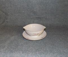 Puls Csehszlovák porcelán mártásos szószos kínáló tál (5/d)