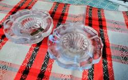 Villeroy & Boch kristályüveg gyertyatartók