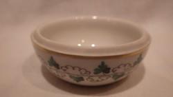 Herendi porcelán petrezselymes bonbonier alja