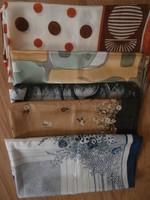 Vintage kendő csomag 5db együtt gergely irészére