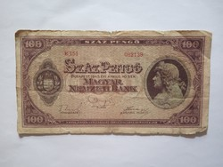 100 Pengő 1945  !!
