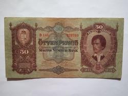 50 Pengő 1932 !!  ( 5 )