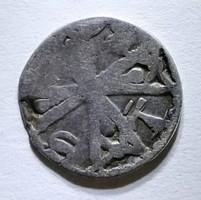 Belga Brabant (1261-1267)ezüst Ritka