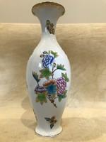 Herendi viktoriás váza! Nagyméret!