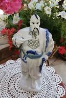 Orosz porcelán figura , nipp
