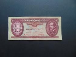 100 forint 1949 B 422 Rákosi címer !  01