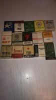 Magyar cigaretták eladók a múlt századból.